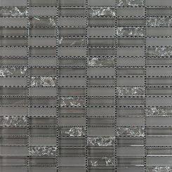 Mosaic - Charcoal Crackle