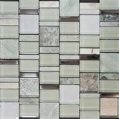 Mosaic - Mint Stainless