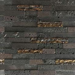 Mosaic - Natural Lava Irregular