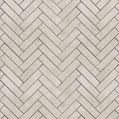 Mosaic_Kosmos Beige Herringbone